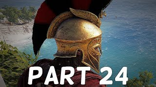 ASSASSIN'S CREED ODYSSEY Walkthrough Gameplay Part 24 : VENOMOUS SNAKES (PS4) [South African]