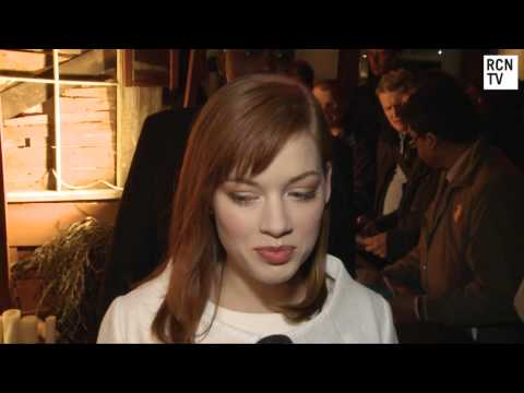 Jane Levy Interview - Evil Dead UK Premiere