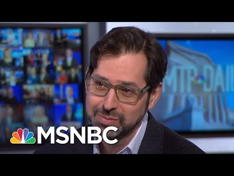 Is Sinclair's News Promo Warning Of Fake News A Threat?   MTP Daily   MSNBC
