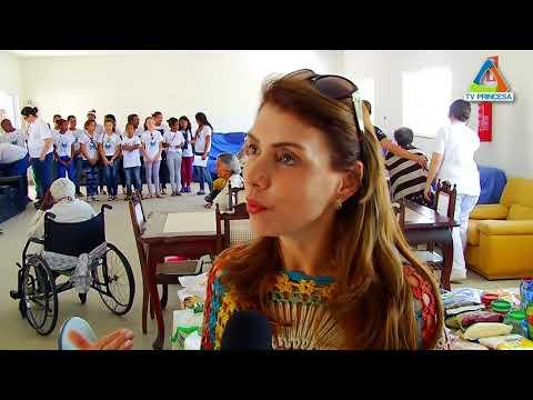 (JC 06/10/17) Lar São Vicente de Paulo recebe doação especial de comunidade escolar rural