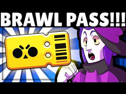 Brawl News: Brawl Pass Will Change Brawl Stars FOREVER!
