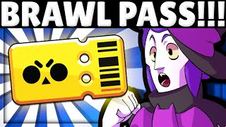 Brawl News: Brawl Pass Will Change Brawl Stars FOREVER!