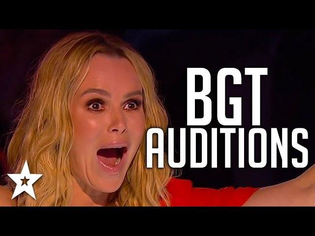 Britains Got Talent 2019 Auditions!   WEEK 5   Got Talent Global