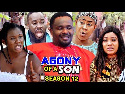 AGONY OF A SON SEASON 12 - (Trending Hit Movie HD) Zubby Micheal 2021 Latest Nigerian Movie
