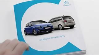 Citroën C4 SpaceTourer : Passez un appel d'urgence en toute situation avec Citroën Connect Box