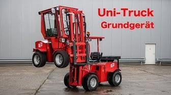 Multifunktionsfahrzeug Grünig Uni-Truck Grundgerät