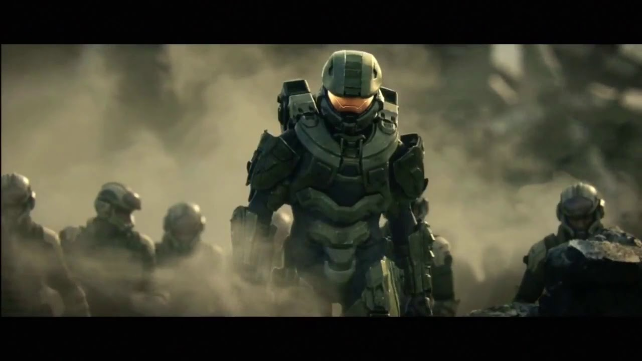 Rise Up by Imagine Dragons | Halo GMV Tribute