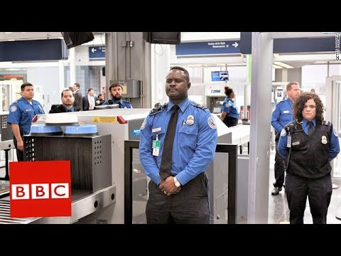 AIRPORT SECURITY -  BBC DOCUMENTARY ABOUT THE BUSIEST AIRPORT IN LATIN AMERICA, COLOMBIA