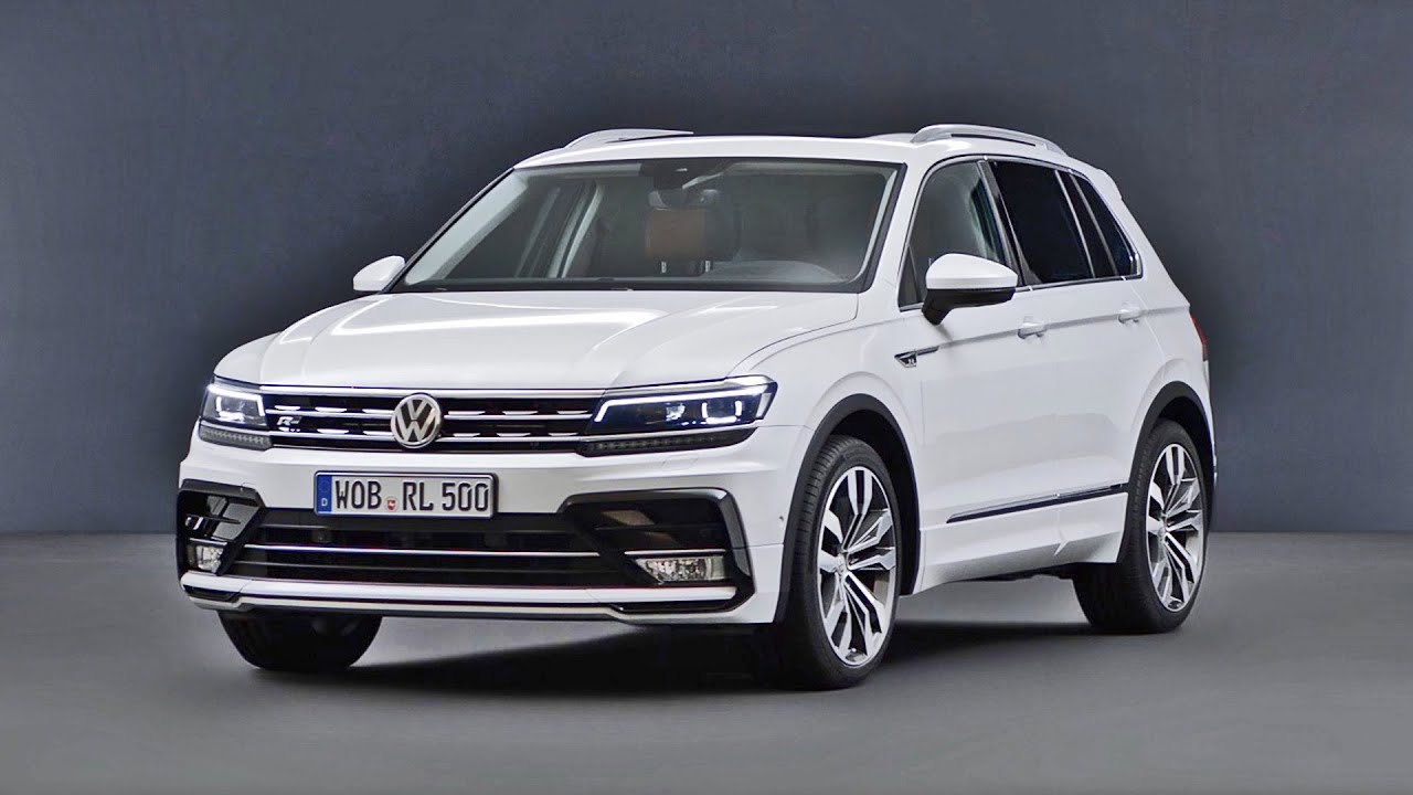 new 2016 volkswagen tiguan world premiere youtube. Black Bedroom Furniture Sets. Home Design Ideas