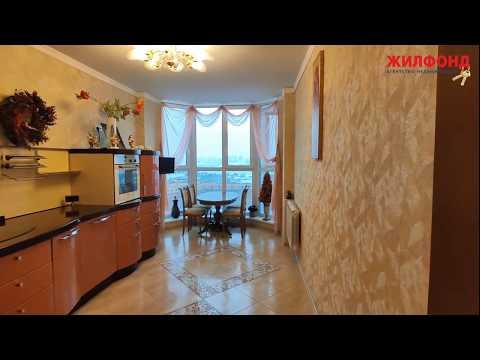 Трехкомнатная квартира. в Ленинском районе, Горский микрорайон, 8. Новосибирск.