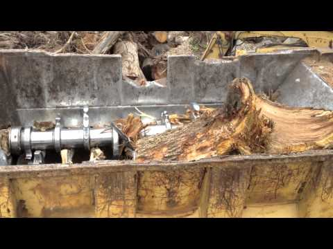 Rome - Wood Waste Reducer