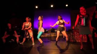 "Candi Shell and Don PV sing their monster hit ""Summertime in the City"". Featuring the Camel Hoe Dancers: Amy Campbell, Ashley Richard, Chelsea Rodriguez ..."