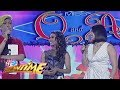 It's Showtime Miss Q and A: Vice Ganda tells a story.