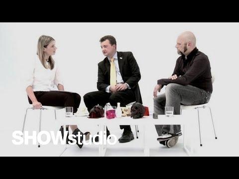 SHOWstudio: Prosthetics Conversations - Patrick Ian Hartley / Dr Ian Thompson