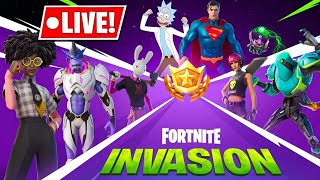 *NEW* SEASON 7 OUT NOW! Battle Pass Reaction + More! (Fortnite)