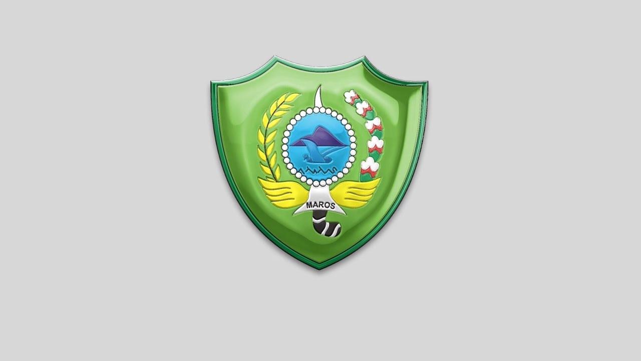 Download Gratis Animasi Logo Kabupaten Maros Youtube