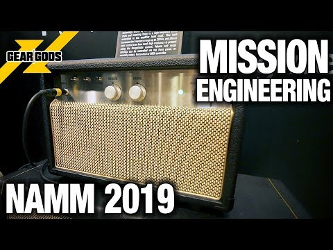 NAMM 2019 - MISSION ENGINEERING | GEAR GODS