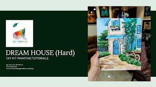 DIY KIT Tutorials - DREAM HOUSE (Hard)
