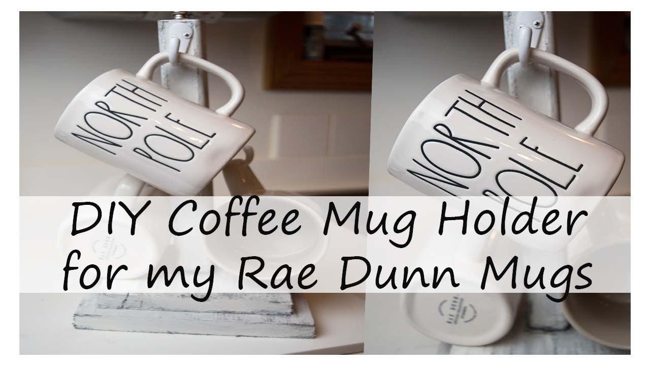 rae dunn diy mug holder rae dunn diy mug holder amber the happy homemaker