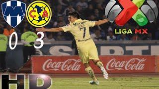 ➪Monterrey VS America Semifinales★ Ida 2014 Liga Bancomer  MX   ✔◀|HD|▶