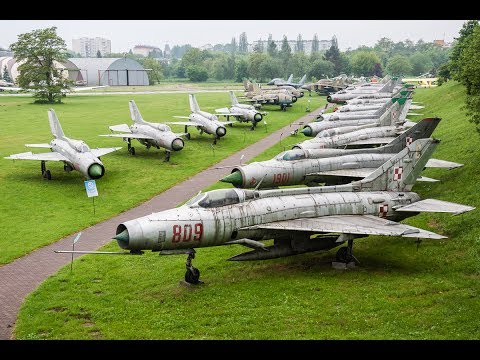 Polish Aviation Museum | Muzeum Lotnictwa Polskiego | Kraków | WALKAROUND