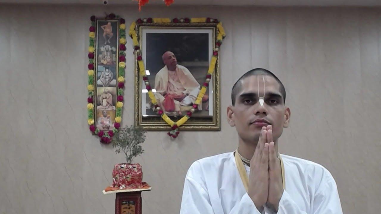 LIVE  Teachings of Queen Kunti  1.8.21 Part-2