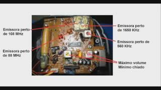 Curiosidades 19   Calibração de rádio de ouvido