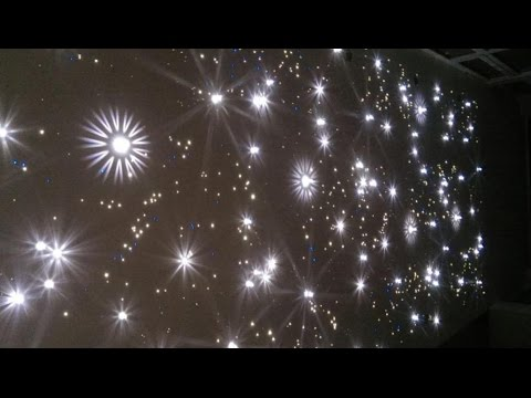 How to making Optic Starry Sky with Swarovski elements