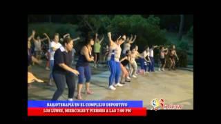 Alcaldía del municipio Bolívar-Táchira realiza bailoterapia en Complejo Deportivo Simón Bolívar