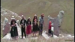 FAMILIA ANDRADE EN CORREOPATA / COMUNIDAD DE CCASA CHALLHUAHUACHO COTABAMBAS