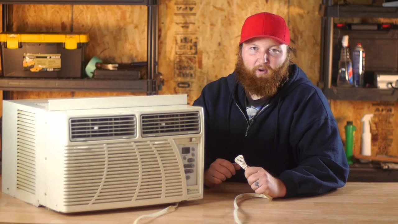Home Air Conditioner Adding Freon