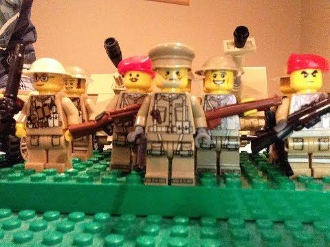 My Lego WW2 armies Ep.3: British Army