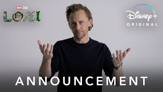 Announcement | Marvel Studios' Loki | Disney+