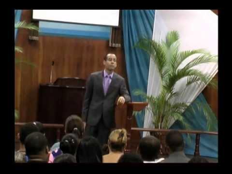 "Campaña Evangelística ""Transfórmame"" Jueves 09 Agosto 2012 - Parte 1/3"