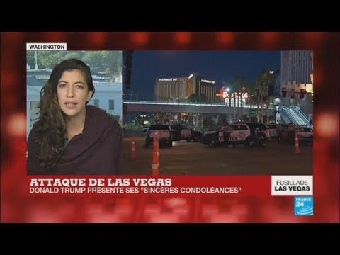 """Attentat à Las Vegas : """"le tireur était un résident de la ville"""""""
