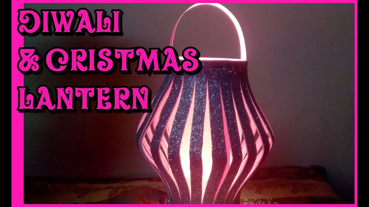 Diy craft how to make diwali and christmas lantern diwali diy craft how to make diwali and christmas lantern diwali decorations kandil easy method youtube solutioingenieria Gallery