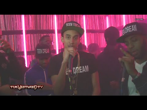 Young Adz freestyle - Westwood Crib Session