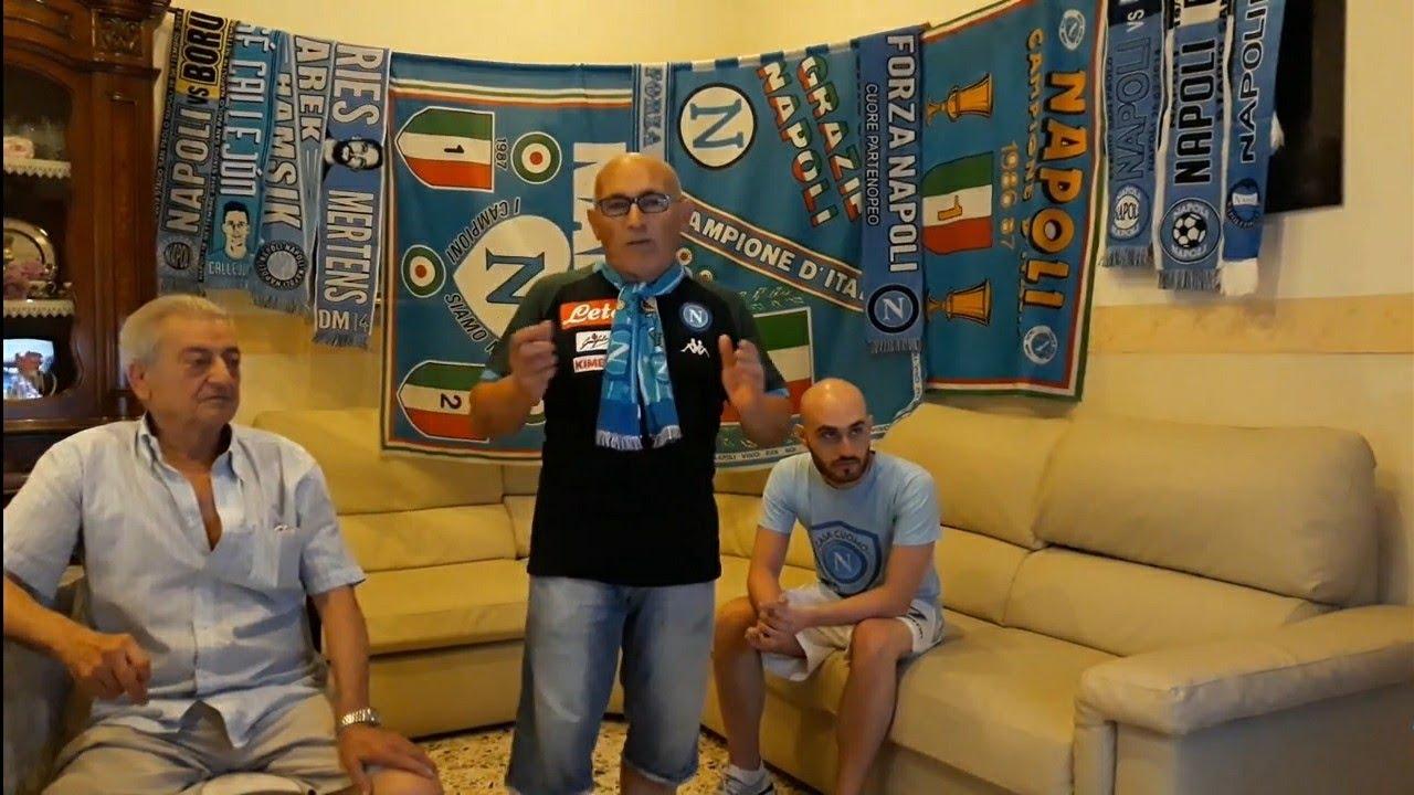 Atalanta - Napoli 2-0  02-07-2020  (Casa Cuomo)