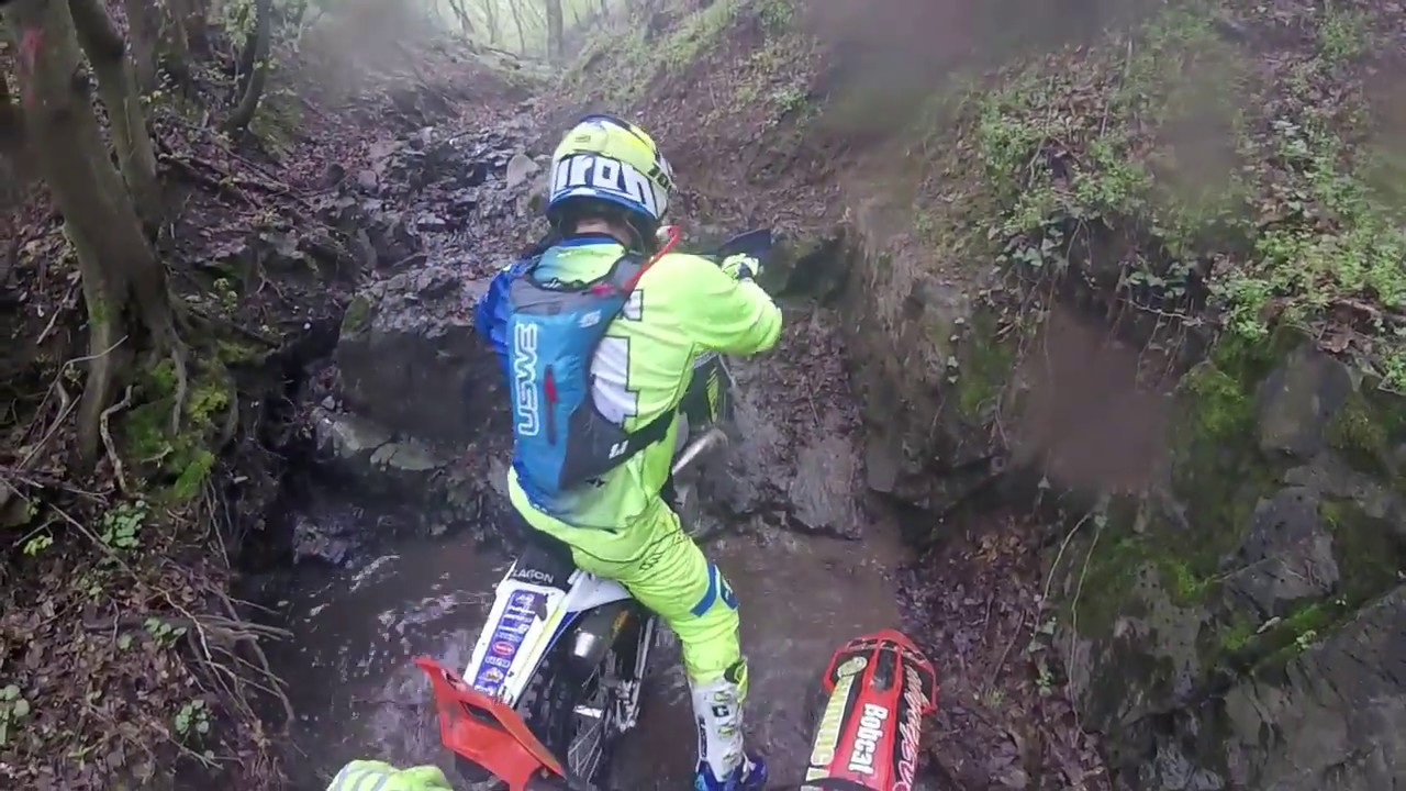 King of the Hill Hard Enduro 2017 Onboard | Teodor Kabakchiev