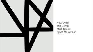 New Order - The Game (Mark Reeder Spielt Mit Version) (Official Audio)