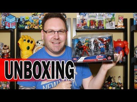 marvel's-avengers-deluxe-figure-captain-america-civil-war-set-unboxing