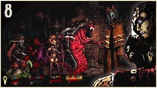 F THIS GUY IN PARTICULAR   Modded Darkest Dungeon 2020 Campaign   Let's Play   Part 8  