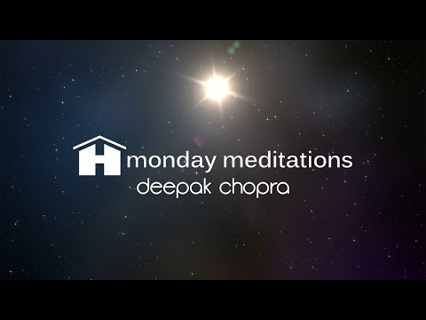 Secret of Healing | Deepak Chopra | Monday Meditation