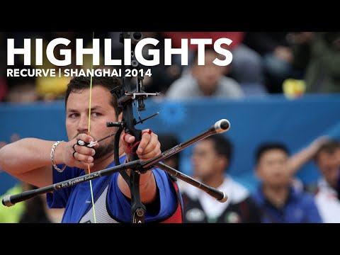 RECURVE TV MAGAZINE - Archery World Cup 2014 - Stage 1 : SHANGHAI