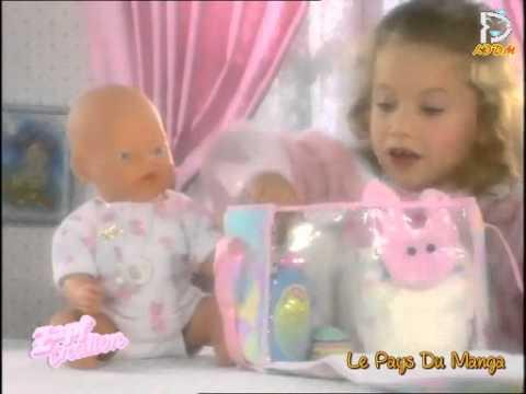 Pub Zapf Baby Born Lpdm Youtube