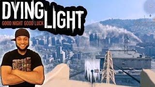 Dying Light PC Gameplay Free Roaming | Crane Jump | Voltage Sidequest