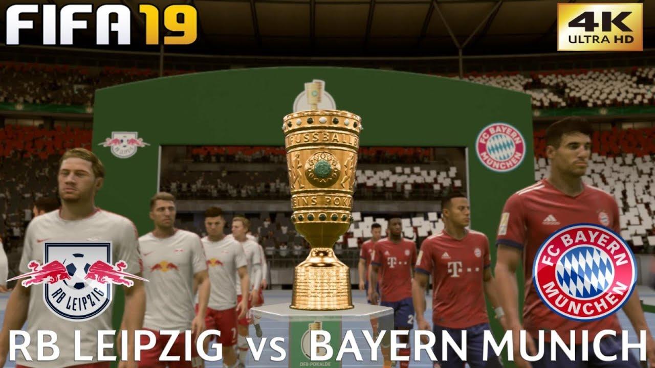 Pokal Bayern Leipzig
