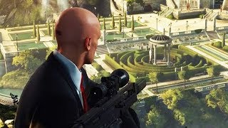 HITMAN 2: Sniper Assassin Early Access PC Gameplay