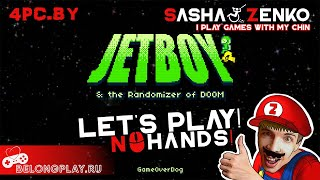 JETBOY Gameplay (Chin & Mouse Only)
