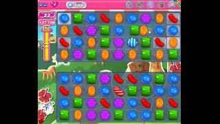 How to beat Candy Crush Saga Level 199 - 3 Stars - No Boosters - 452,060pts